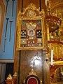 Fogadalmi ajándékok, Görög katolikus templom, 2017 Máriapócs.jpg