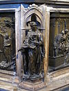 Fonte battesimale, donatello, fede, 1427, 01.JPG