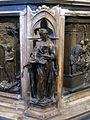 Fonte battesimale, donatello, fede, 1427, 01.JPG