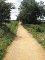 "Footpath between Barnham Court and the ""dog leg"" - geograph.org.uk - 844501.jpg"