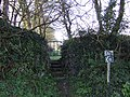 Footpath straight on - geograph.org.uk - 367232.jpg