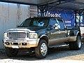Ford F-350 Lariat FX4 Turbo Diesel V8 Dual 1999 (15752251435).jpg