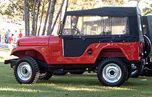 Jeep Cj Wikipedia