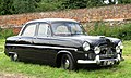 Ford Zephyr Six registered December 1954 2262cc with police accessories and nice wall.jpg