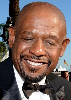 Forest Whitaker - Whitaker at the 2013 Cannes Film Festival