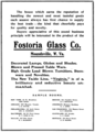 Fostoria Glass advertisement 1906.png