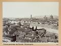 Fotografi av vy över Florens - Hallwylska museet - 102995.tif