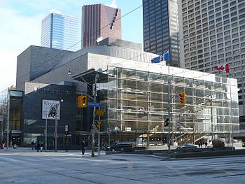 English: Four Seasons Centre in Toronto