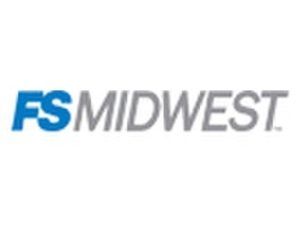 Fox Sports Midwest - Fox Sports Midwest logo, used from 2008 to 2012.