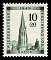 Fr. Zone Baden 1949 39A Freiburger Münster.jpg
