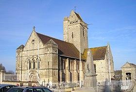 eglise catholique Hérouville-Saint-Clair