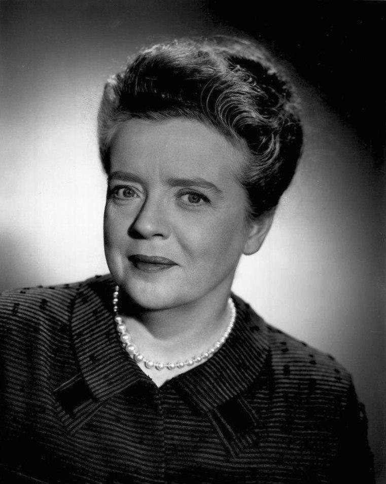 Frances Bavier 1964