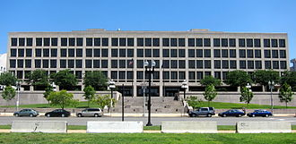 United States Department of Labor - Image: Frances Perkins Building
