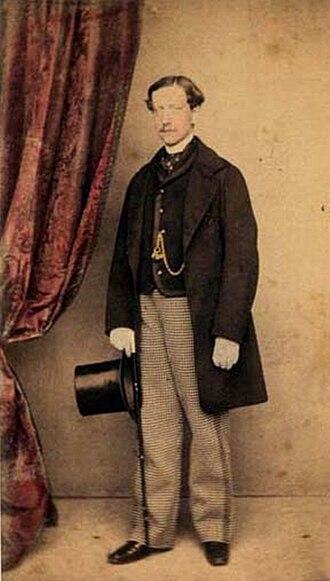 Prince Francis, Count of Trapani - Image: Francesco, conde de Trapani