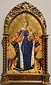 Francesco d'antonio (attr.), madonna col bambino, sei angeli e due cherubini, 1440-50 ca. 01.jpg