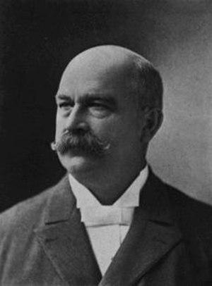 Francis Wayland Parker - Francis W. Parker (1837-1902)