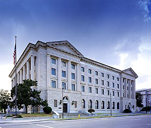 Frank M. Johnson Jr. Federal Building and United States Courthouse - Image: Frank M Johnson Federal Building