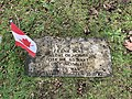 Frank bois headstone grand army of the republic cemetery.jpg