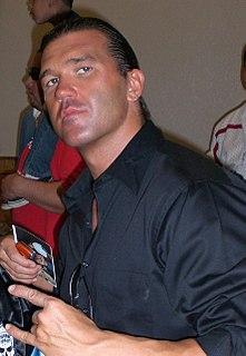 Frankie Kazarian American professional wrestler