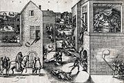 Frans Hogenberg, The St. Bartholomew's Day massacre, circa 1572