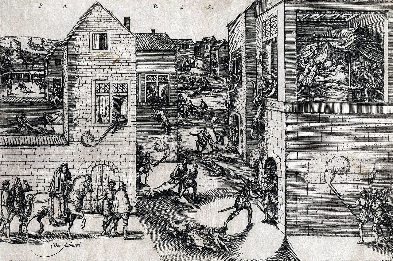 1280px Frans Hogenberg%2C The St. Bartholomews Day massacre%2C circa 1572 Shall we pray? Shall we venerate and get ceremonious? (part 20)
