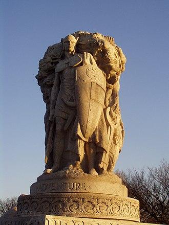 John Ericsson National Memorial - Image: Fraser Ericsson Adventure