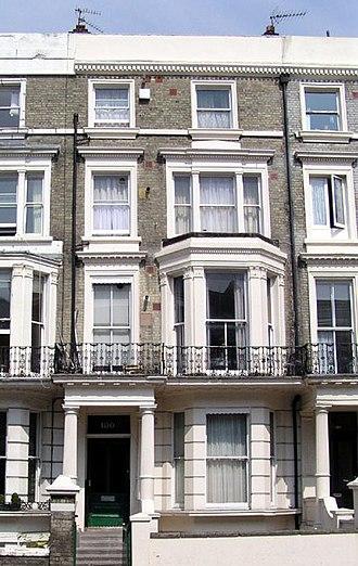Holland Road, London - 100 Holland Road
