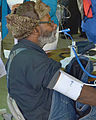 Free medical treatment was given to homeless veterans DVIDS766795.jpg