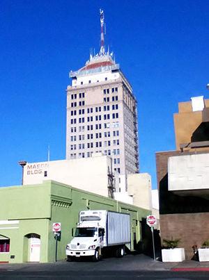 Richard Felchlin - Image: Fresno Pacific Towers