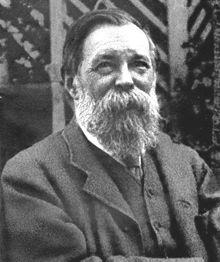 ¿Quien fue Friedrich Engels?