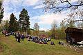 Friluftsgudstjeneste på Eiktunet pinsen 2015 - 5.JPG