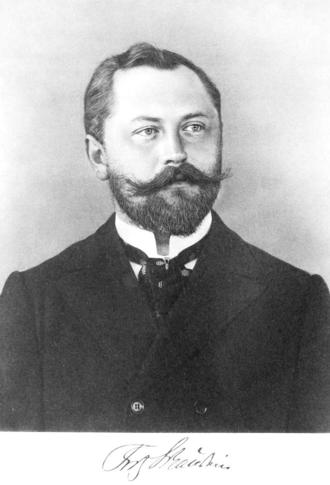 Fritz Schaudinn - Fritz Schaudinn