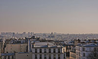 From Montmartre, Paris march 2011.jpg