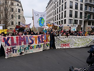 Fridays for Future protest in Berlin 25 January 2019