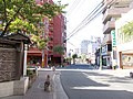 Fukuoka Prefectural Road 7 near Futsukaichi Onsen Iriguchi Intersection.jpg