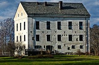 Göksholm oldest inhabited house in Sweden