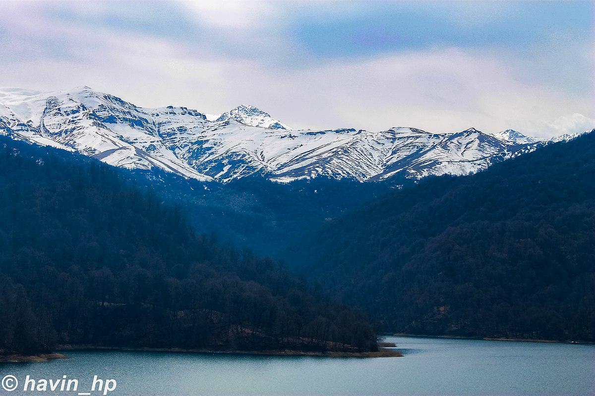Göygöl National Park Goygol lake view.jpg