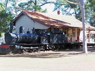 Upper Darling Range Railway