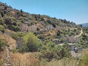Gairo, Sardinia - GairoVecchio