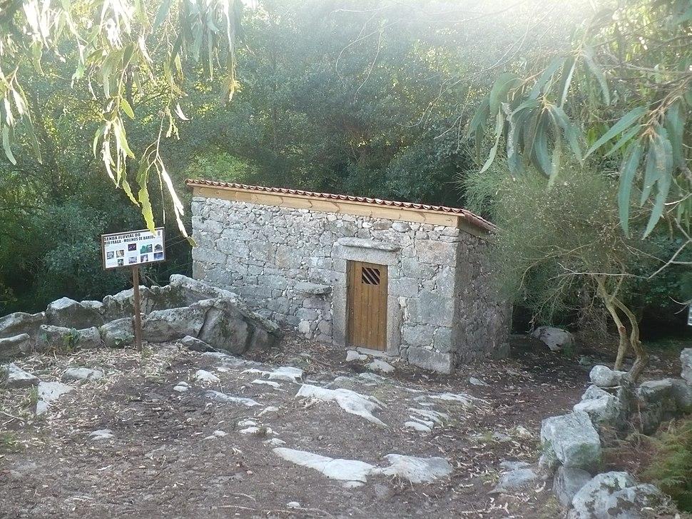 Galiza - Río Fraga - Muiños de Baredo 3