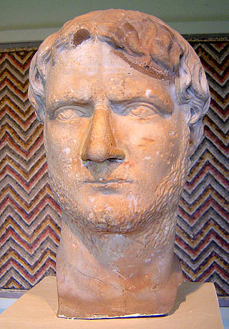 Gallienus - Bust of Gallienus