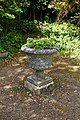 Garden vase planter at Myddelton House, Enfield, London.jpg