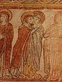 Gargilesse-Dampierre (36) Église Saint-Laurent et Notre-Dame Crypte Fresques 20.JPG