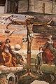 Garofalo, allegoria dell'antico e nuovo testamento con trionfo della chiesa sulla sinagoga, 1523, da s. andrea a ferrara 07.jpg