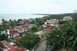 Skyline of Gasan from St. Joseph the Worker Parish