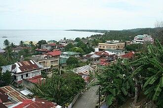 Marinduque - Image: Gasan skyline