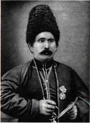 Gasim bey Hajibababeyov - Image: Gasim bey Hajibababeyov