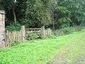 Gate in Rope Walk Meadow - geograph.org.uk - 1458455.jpg