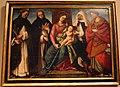 Gaudenzio ferrari, madonna in trono col bambino e santi, 1520 ca..JPG