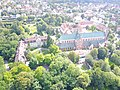 Gdansk Oliwa Cathedral aerial photograph 2019 P03.jpg
